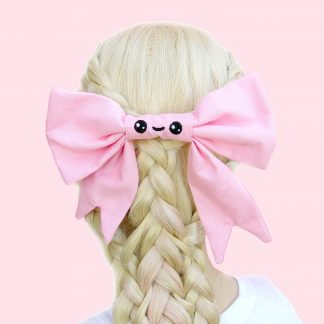 large kawaii hair bow