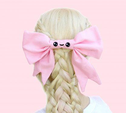 large kawaii hair bow