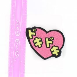 Doki Doki Kawaii Heart Hair Clip