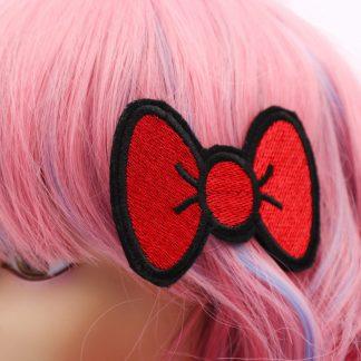 anime hair bows