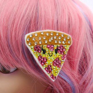 Crystal Hair Clips