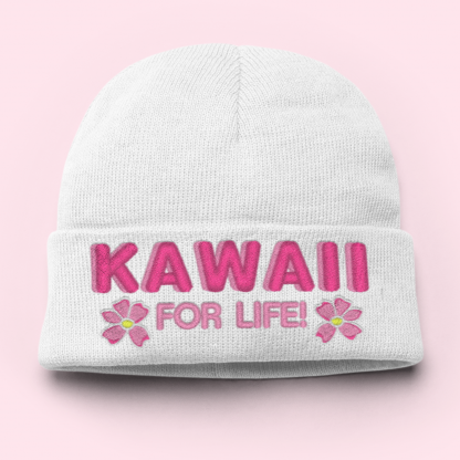 Knit Beanie Hat - Kawaii For Life!