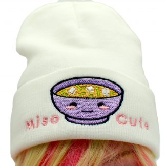 kawaii miso cute hat