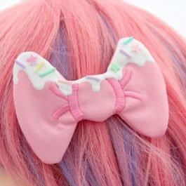 Hair Bows For Girls – Super Cute Kawaii Hair Clips