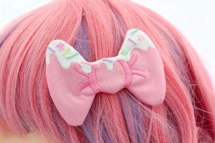 Hair Bows For Girls - Super Cute Kawaii Hair Clips