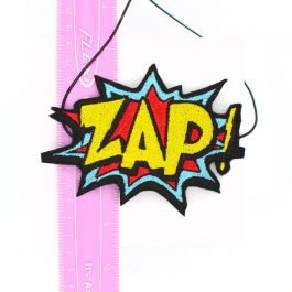 Comic Book Headband for Women – ZAP!