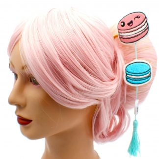 Kawaii Macaroon Hair Stick