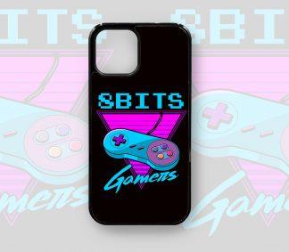 8 Bit Retro Game iPhone Case