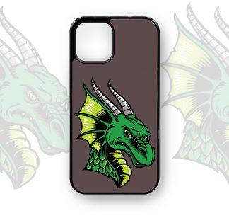 Cool Dragon Designer Retro Case for iPhone 12, 12 Pro, 12 Pro Max, 11, 11 Pro, 11 Pro Max, X, XS, XR,
